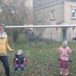 Doplnění herních prvků u rybníčku v Miškovicích